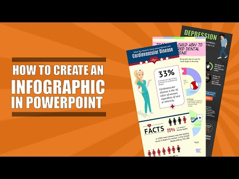 Infographic tutorials for microsoft